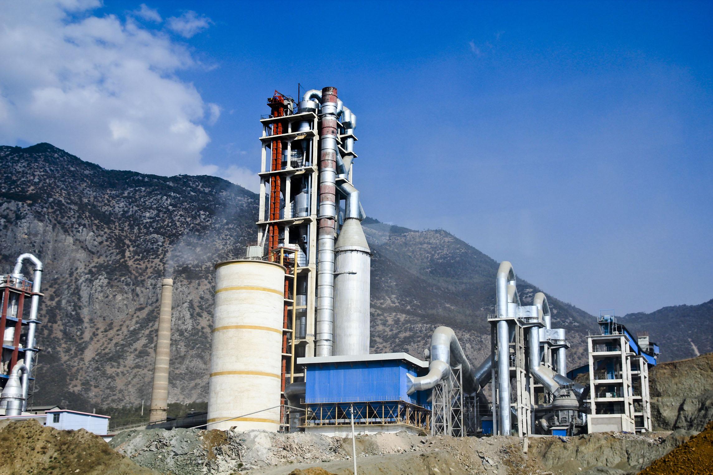 水泥厂工程